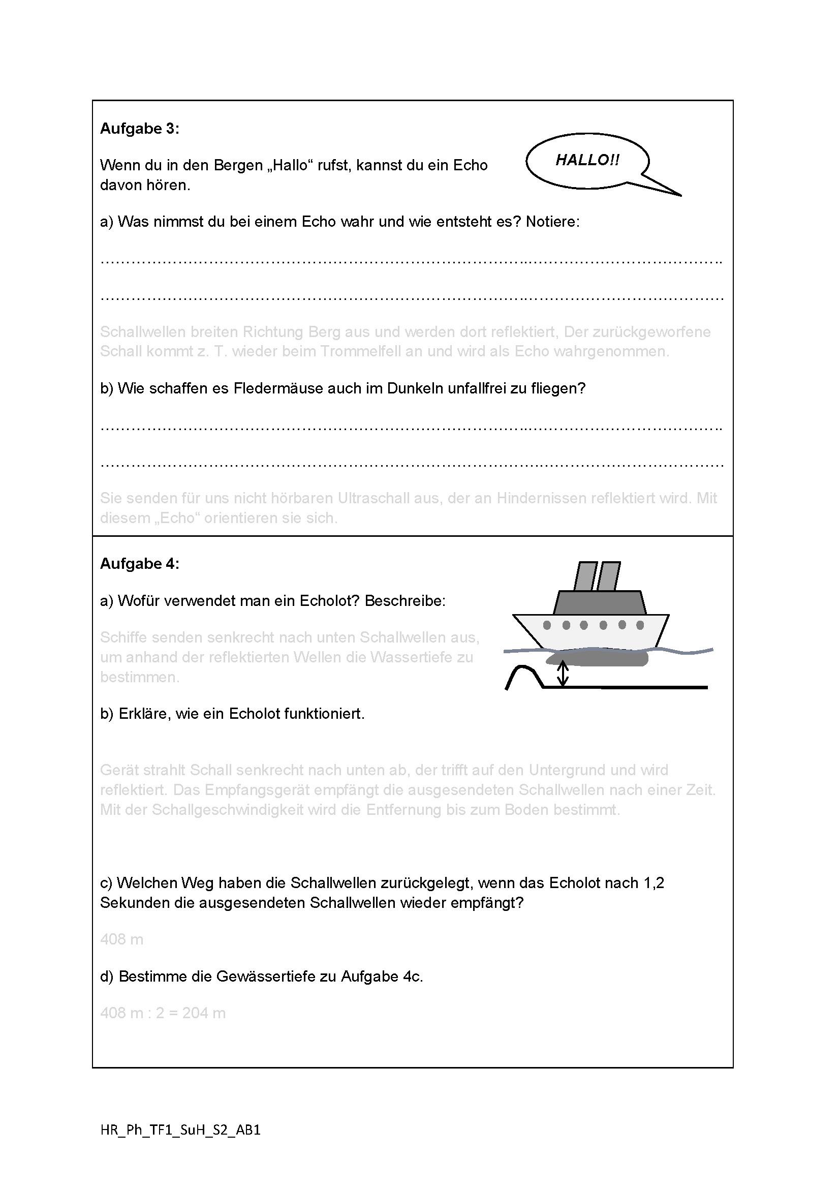Materialien zum Themenfeld 1 Physik - UG2: Naturwissenschaften ...